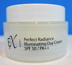 EX Perfect Radiance Illuminating Day Cream with SPF50/PA++