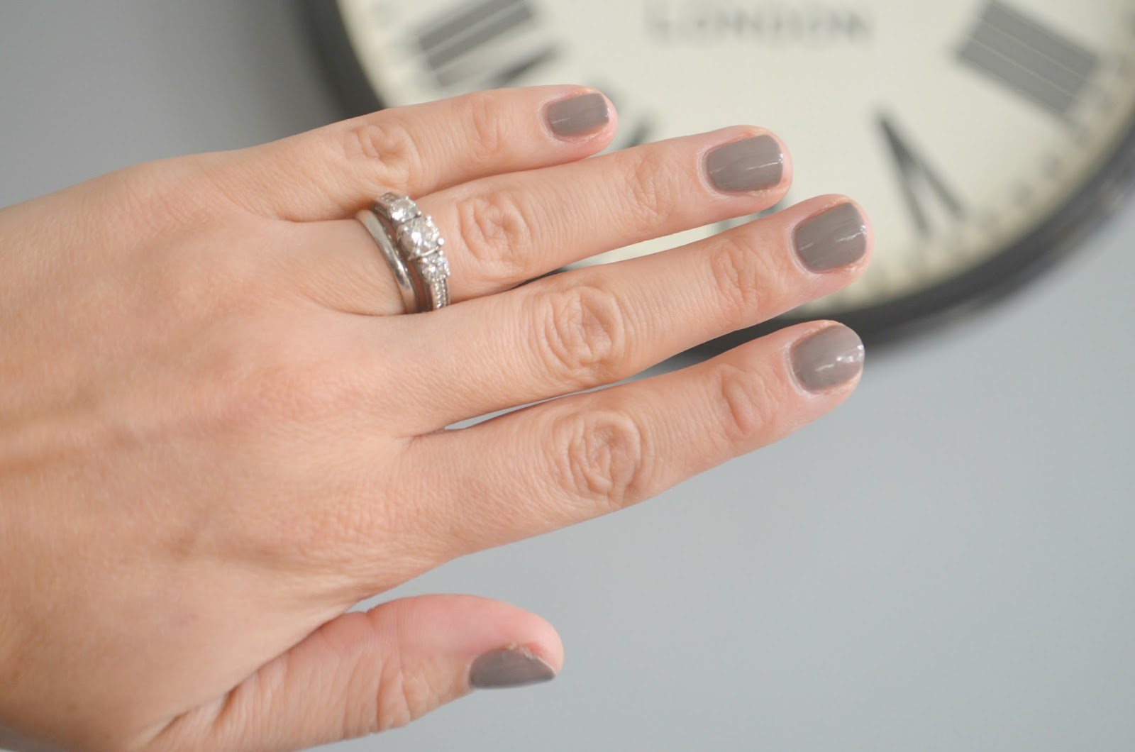 Mani Monday: deborah lippmann She Wolf | Blog Me Beautiful