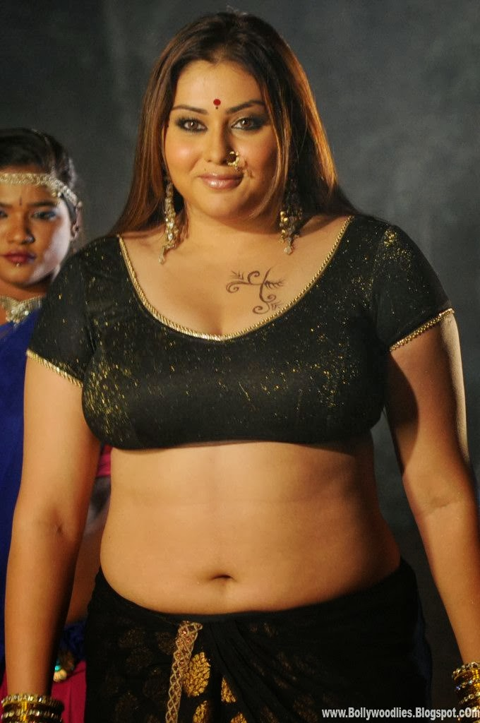 town namitha latest hot and bold looking item song photoshoot