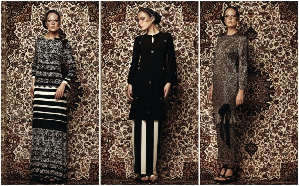 Koleksi Gambar Baju Raya Rekaan Rizalman Dijual Di Tesco-20 By