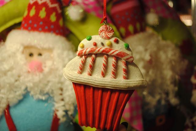 Cupcake decoración