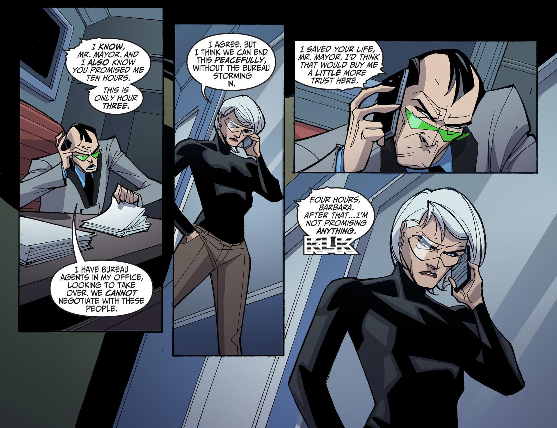 Batman Beyond 2.0 #11 #30 - English 10