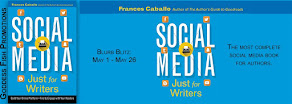 Social Media Just for Writers - 23 May