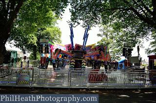 Nottingham Riverside Festival, August 2013