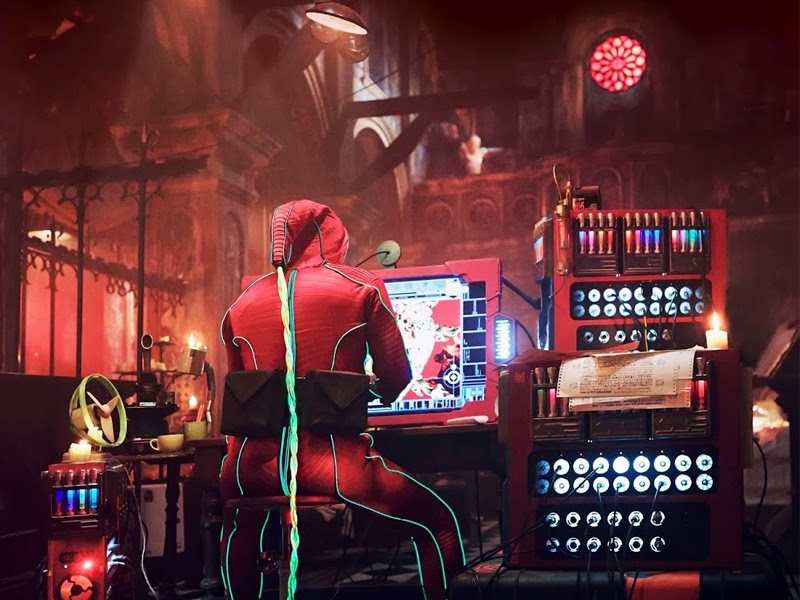 'The zero theorem' de Terry Gilliam llegará a los cines este verano