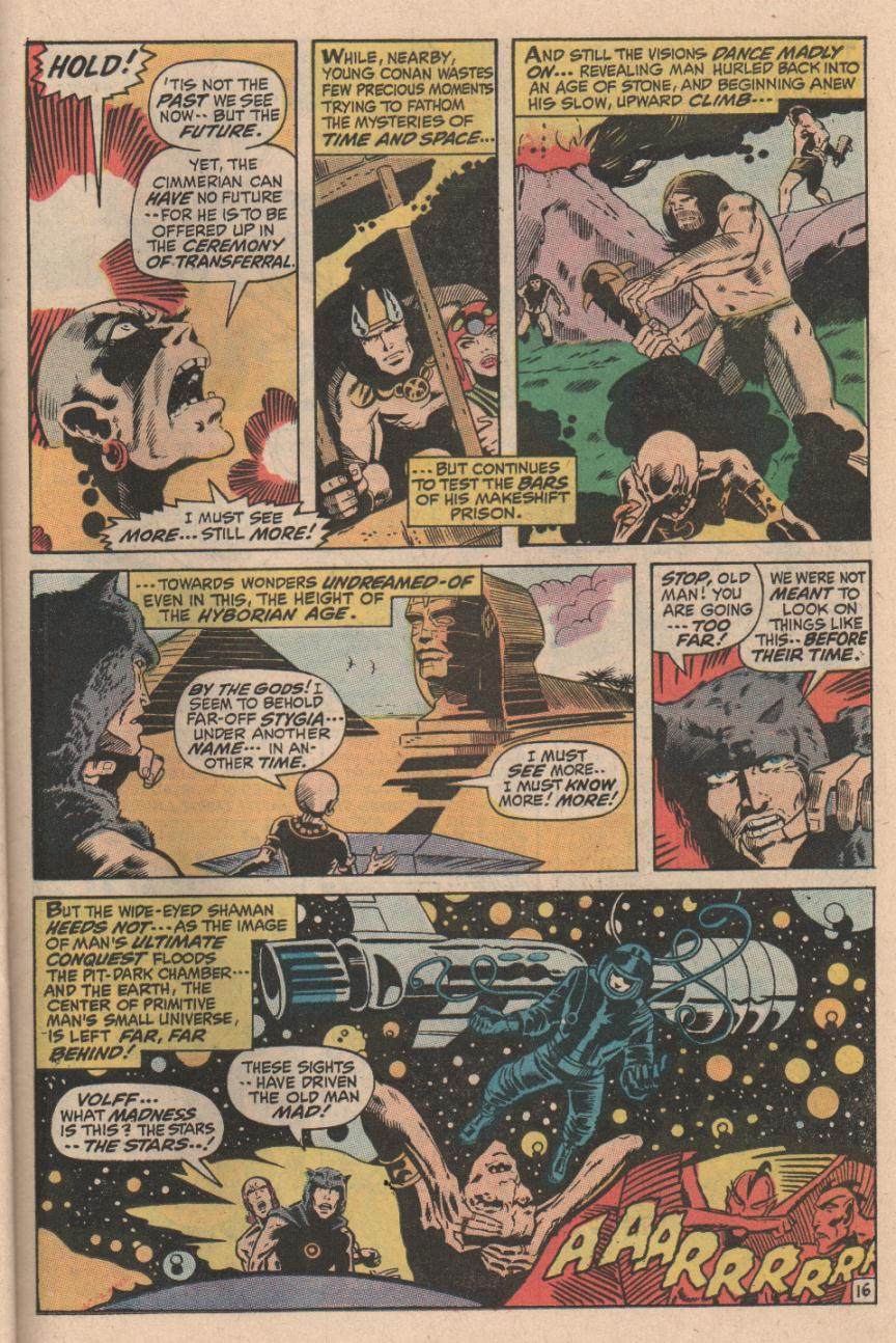 Conan the Barbarian (1970) Issue #1 #13 - English 17