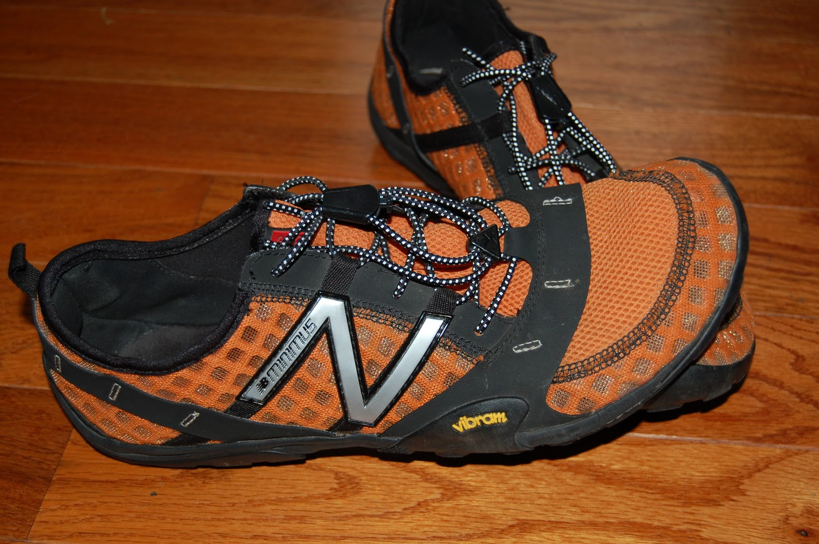 new balance minimus vs merrell barefoot access
