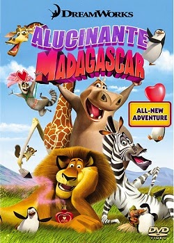 Alucinante Madagascar Dublado