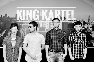 King Kartel release their debut LP Not done fighting