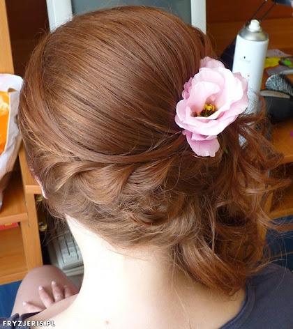fryzura ślubna 72