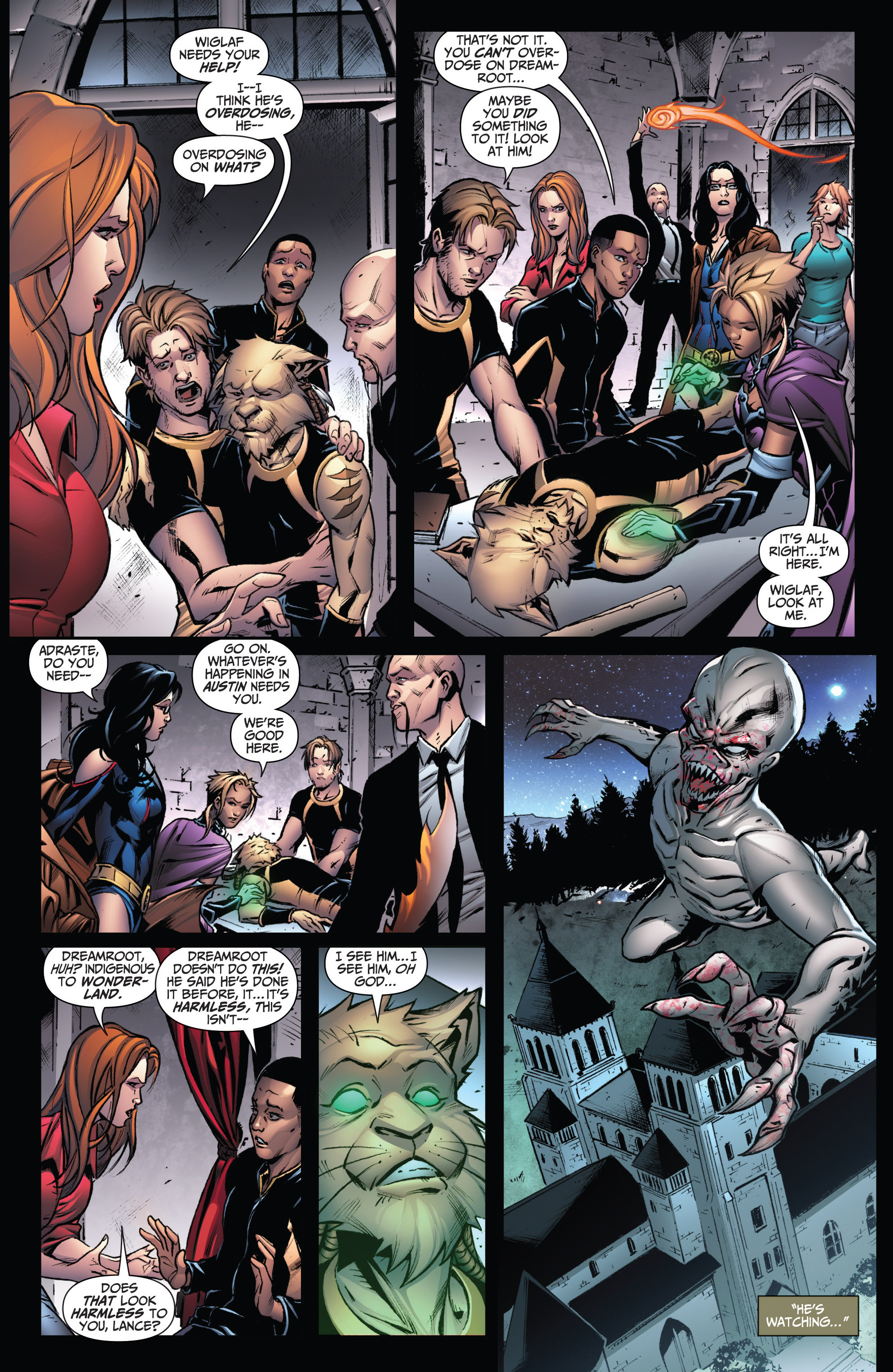 Grimm Fairy Tales (2005) Issue #114 #117 - English 7
