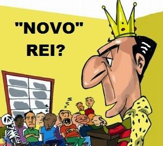 ADELMO E O SONHO DA 'CADEIRA PRÓPRIA'