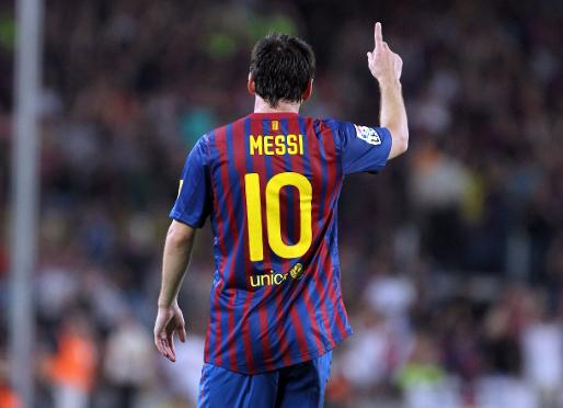 Messi FC Barcelona