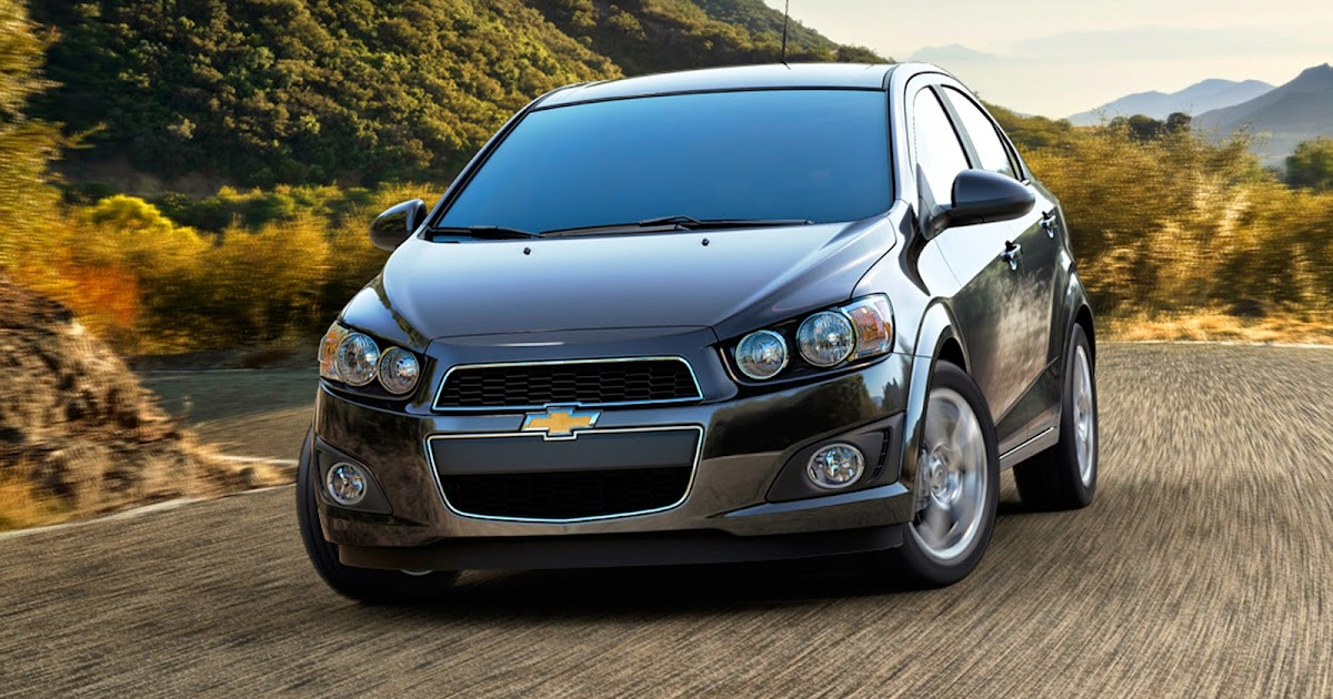 2014 Chevrolet Aveo Hatchback Difference With Sedan Specifications