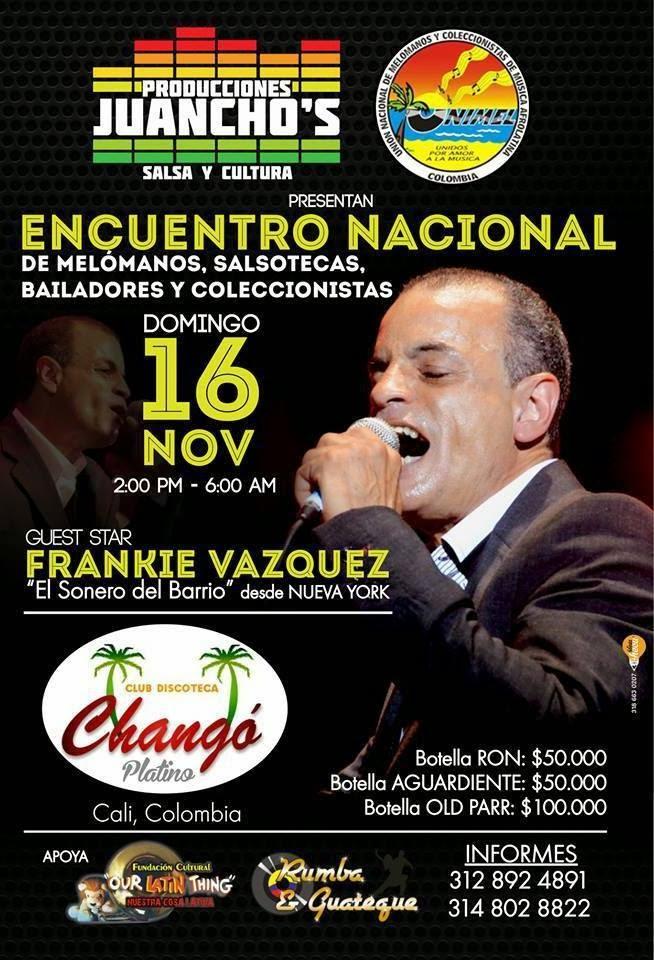 Frankie Vazquez En Concierto!!
