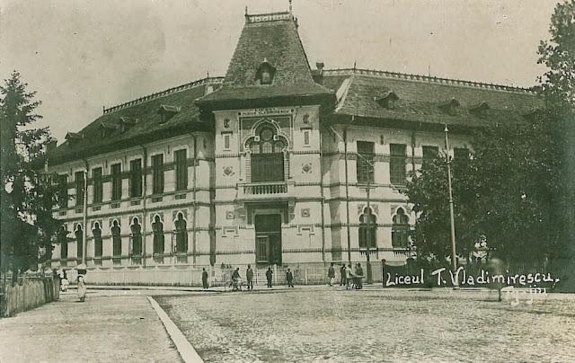 Liceul Tudor Vladimirescu din Targu Jiu