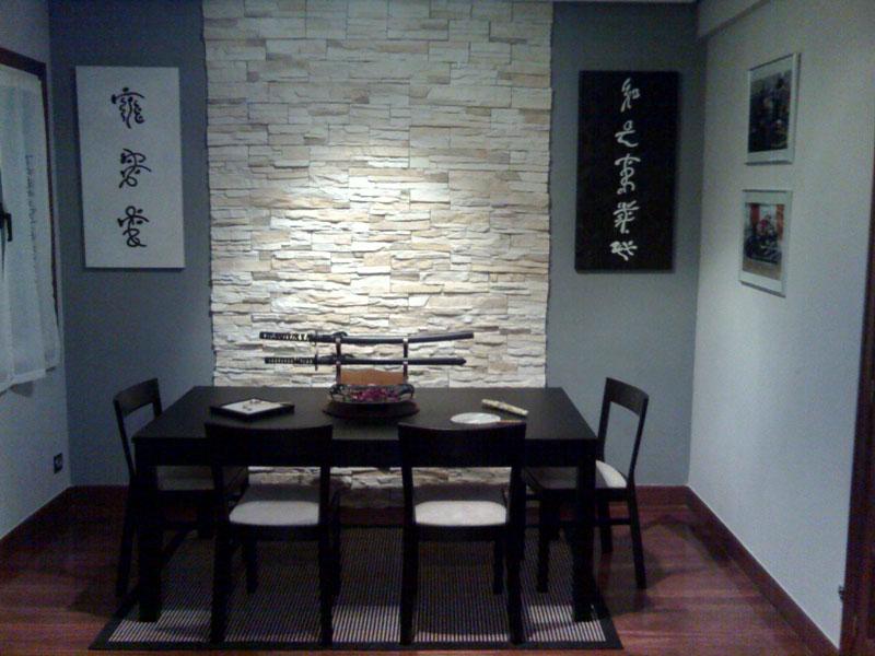 Decoracion Oriental Zen ~ decoracion oriental pintura y madera
