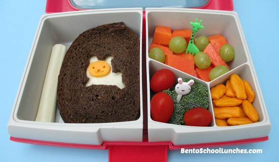 bento school lunches review trudeau fuel bento lunch box. Black Bedroom Furniture Sets. Home Design Ideas