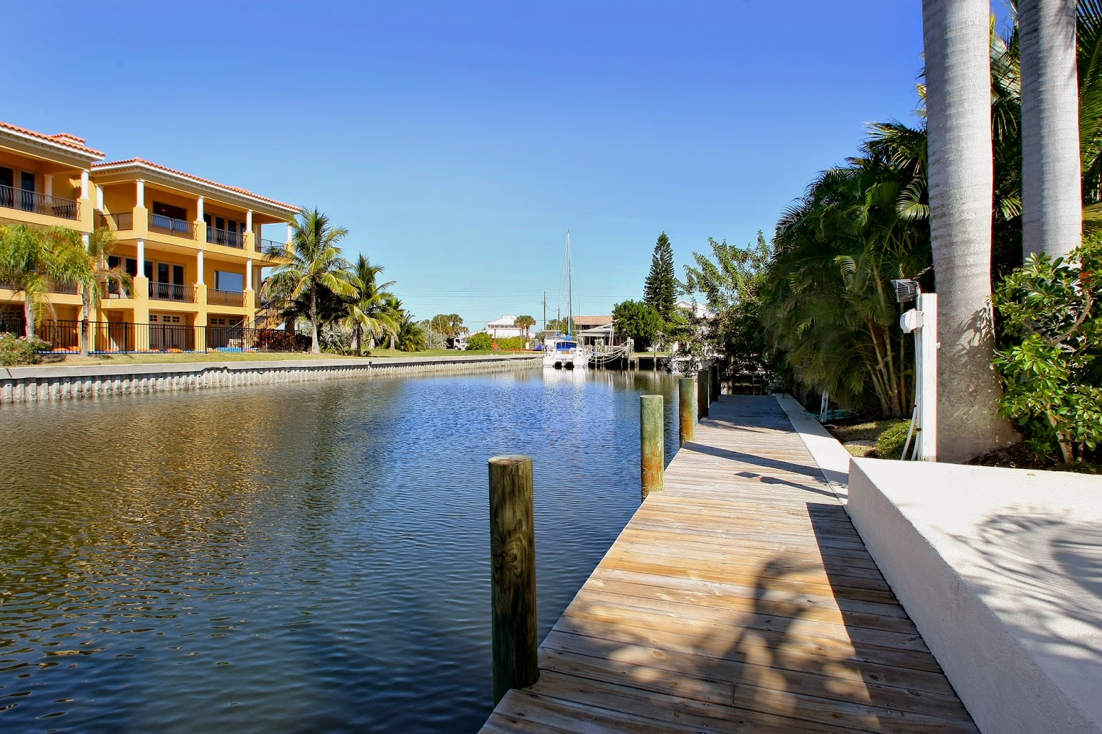 Anna Maria rental lemonfish dock