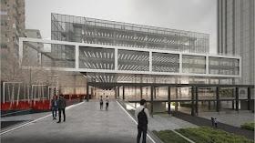 Rehabilitación de la plaza de Ruiz Picasso: cinco meses para que sea el Rockefeller Center de Madri
