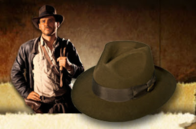 Classic Indie Fedora but in lighter all cotton