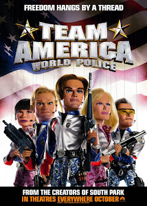 Team America: World Police Poster