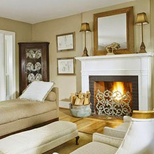 Living Room Design With Fireplace: Home Decorating Ideas: Living Room Layout Ideas
