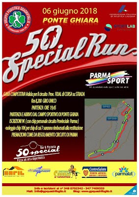 50 Special Run