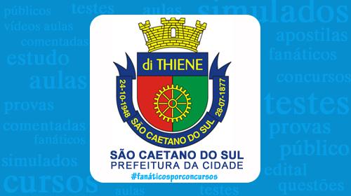 Concurso Prefeitura de São Caetano do Sul - SP - 881 vagas
