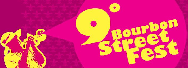 9º Bourbon Street Fest