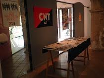 Jornadas Culturales y Libertarias. Fraga, noviembre 2014