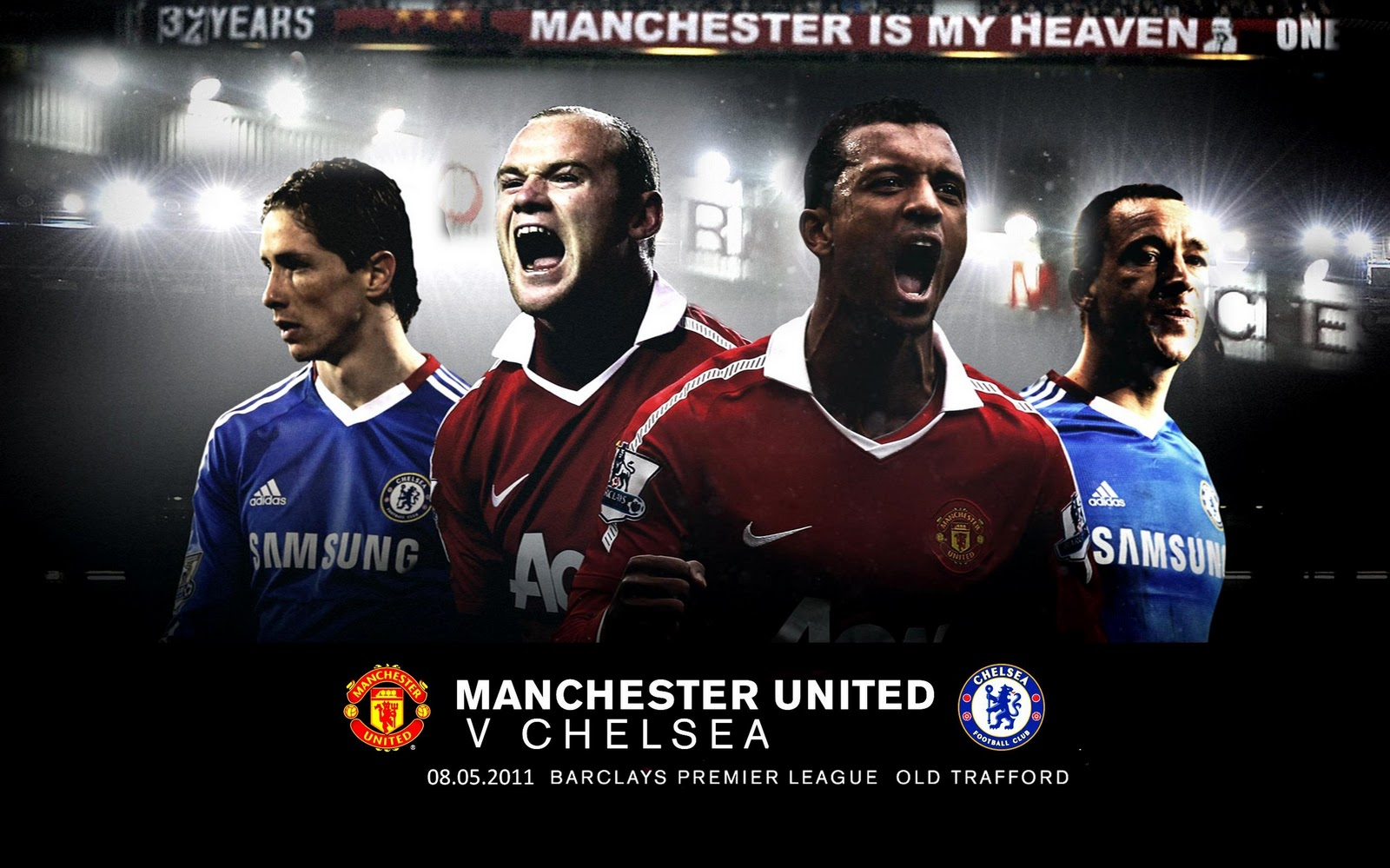 manchester united chelsea Photo