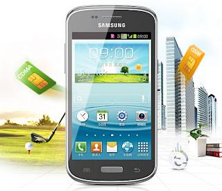 Spesifikasi dan Harga Samsung Galaxy Infinite SCH-I759 Ponsel Dual