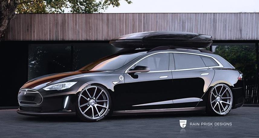 Unbedingt Bauen Tesla Model S Kombi Myauto24 Das