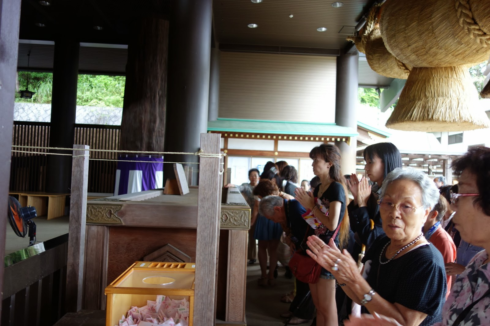 Izumo Taisha Hitachi Shinto Shrine dedicated to deity of marriage