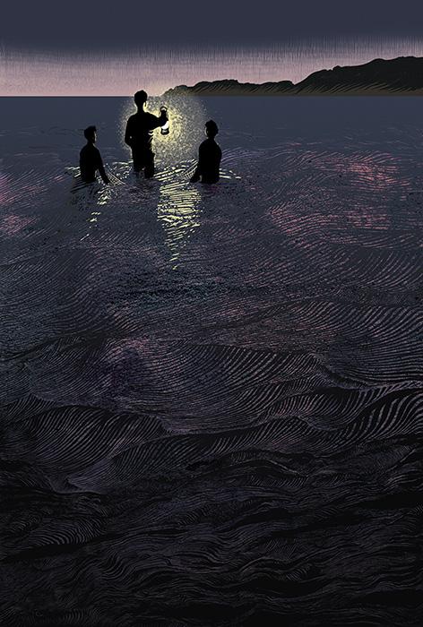 ©Sam Pash - Ilustración Editorial