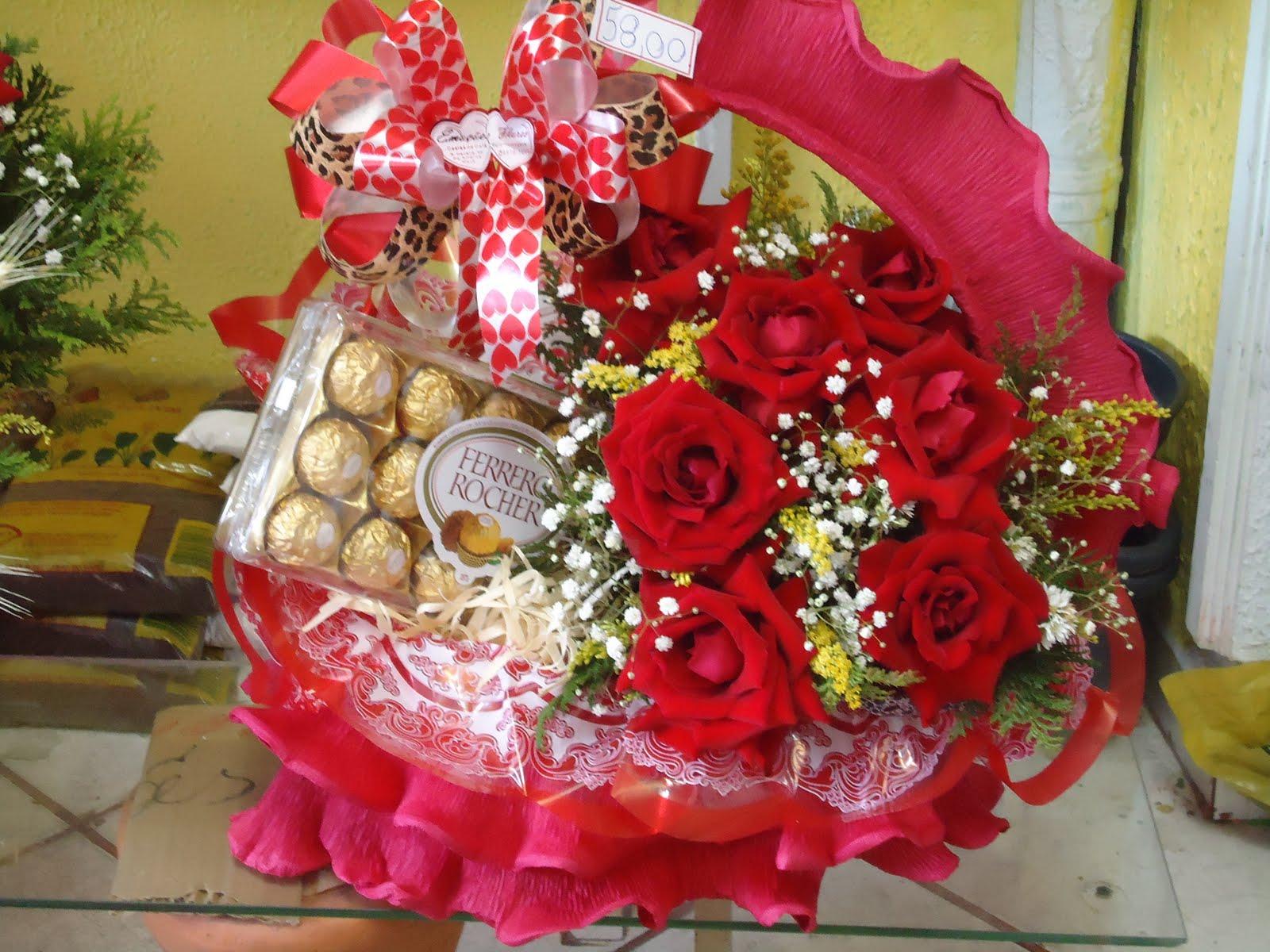Floricultura emo es flores arranjos naturais - Cestas decorativas ...