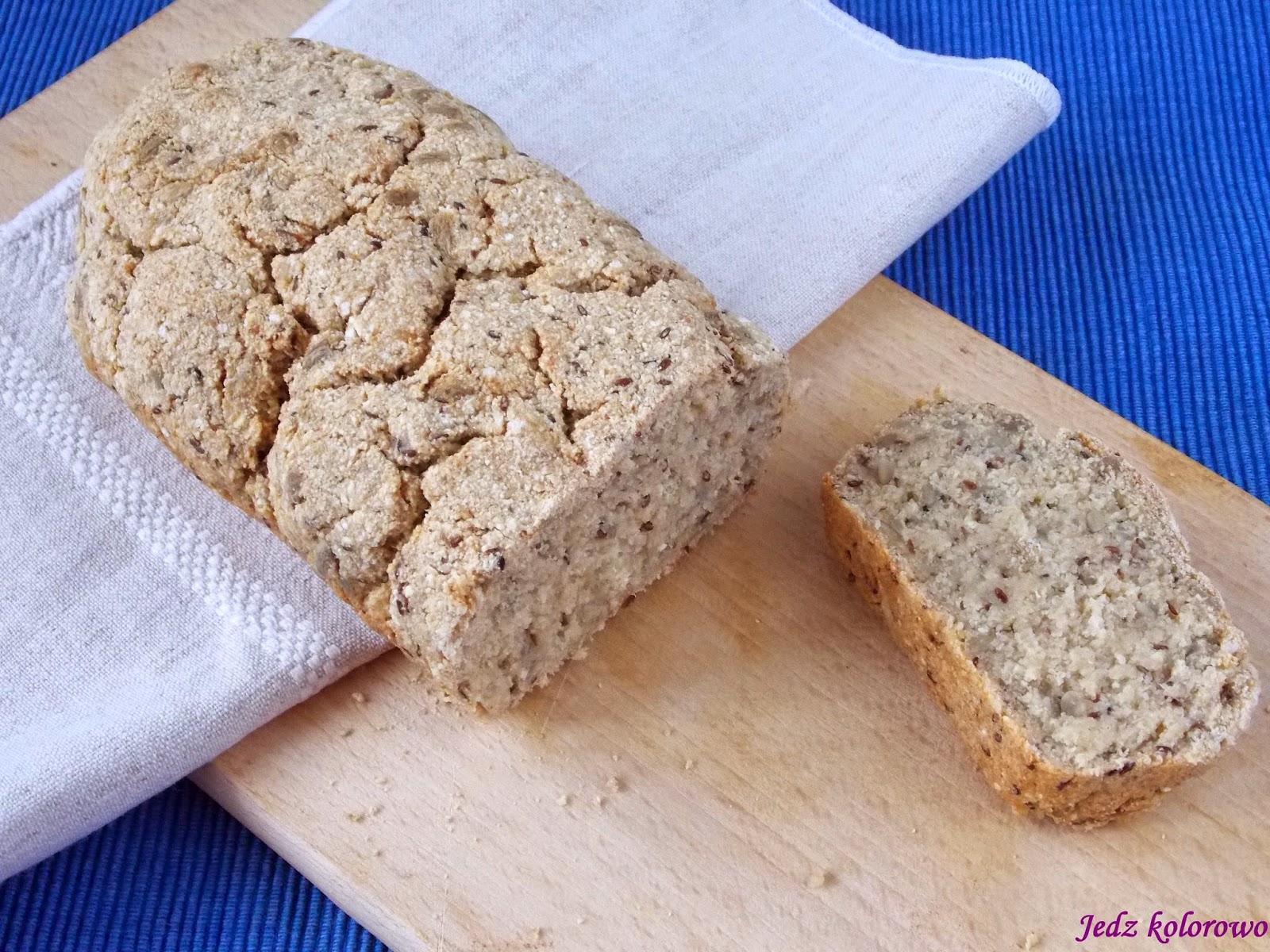 chleb z płatkami jaglanymi