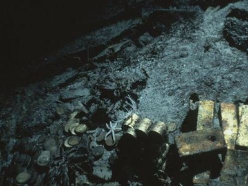 1 300 Double Eagle Gold Coins Found In Ss Central America