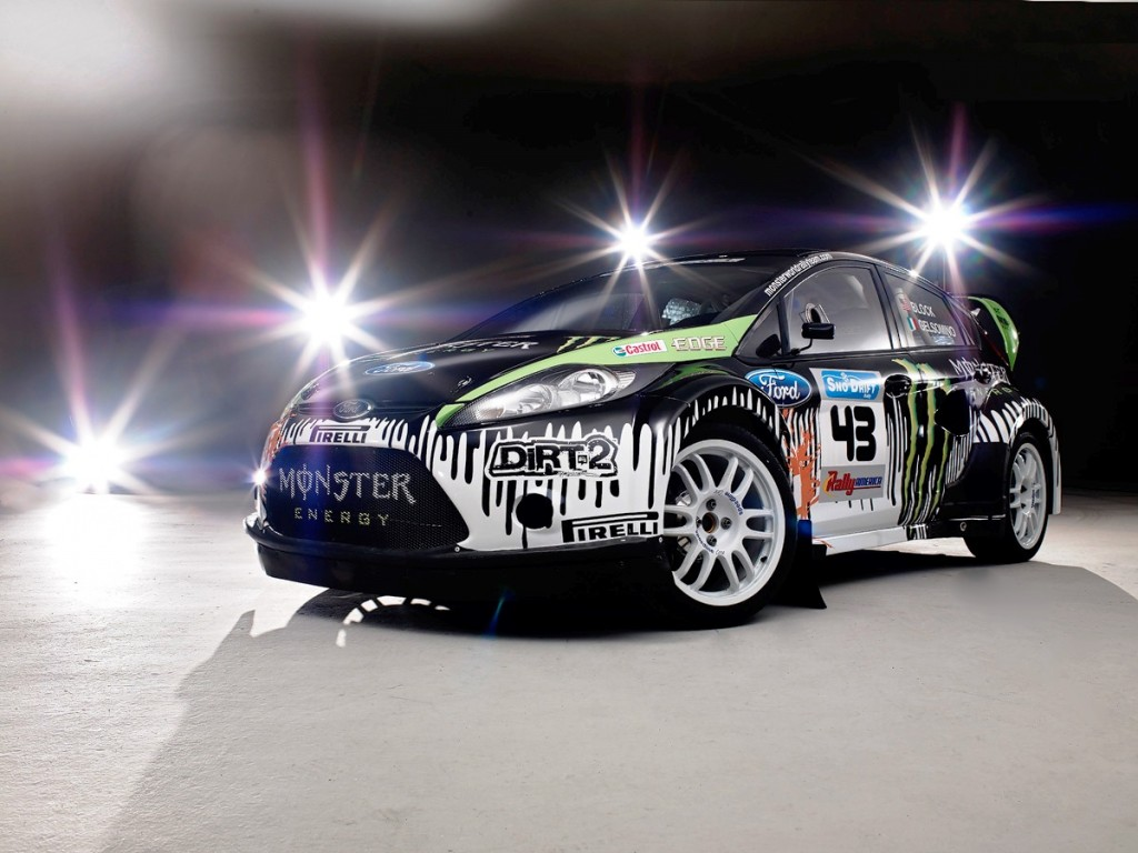 ken block s ford fiesta cars. Cars Review. Best American Auto & Cars Review