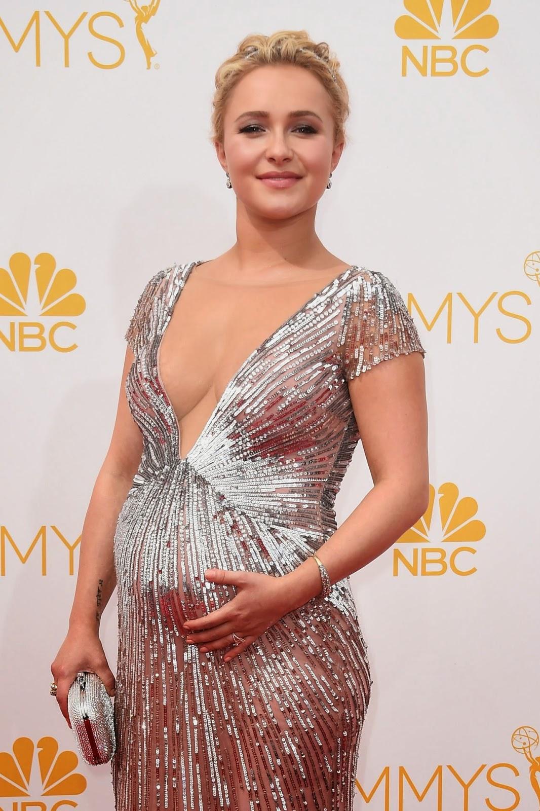 Hayden Panettiere – 2014 Primetime Emmy Awards in Los Angeles