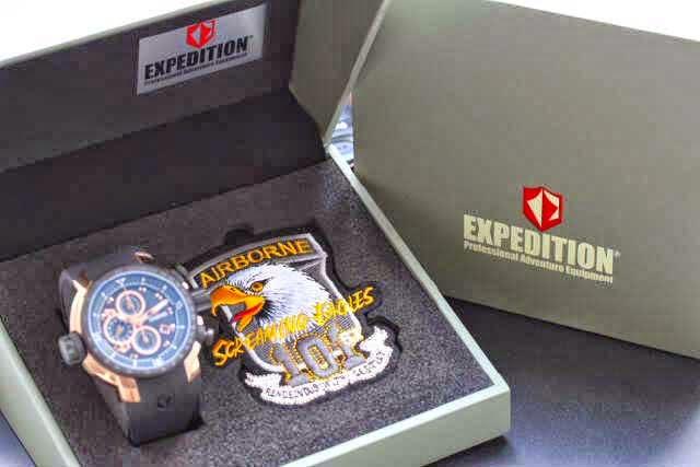 Expediton E6335 RG rosegold paket