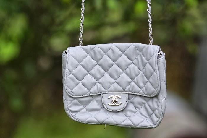 chanel bag, šedivá kabelka, chanel, sexy