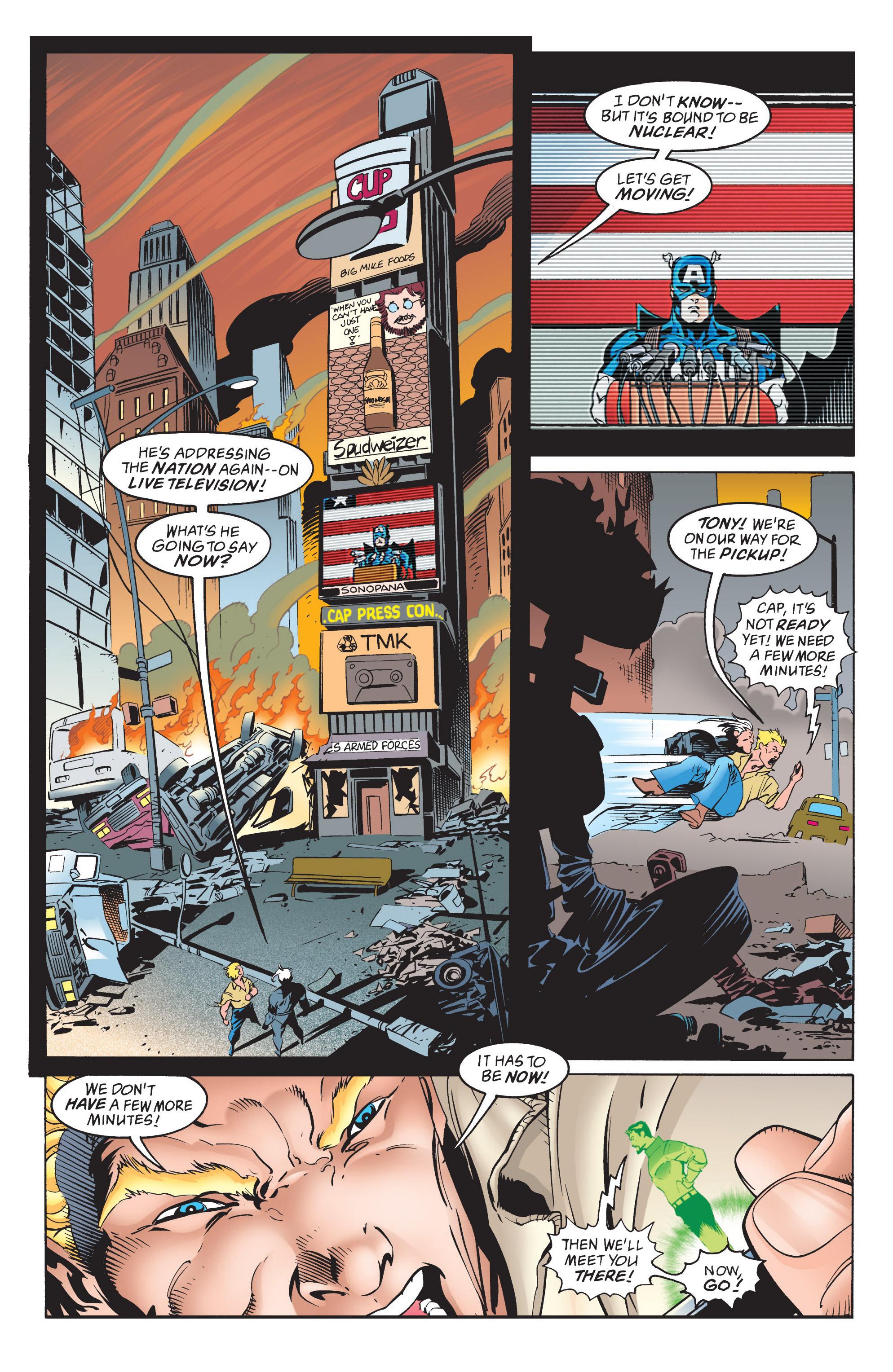 Captain America (1998) Issue #7 #10 - English 12