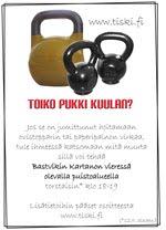 Avoimet ja maksuttomat kuulatreenit Espoossa