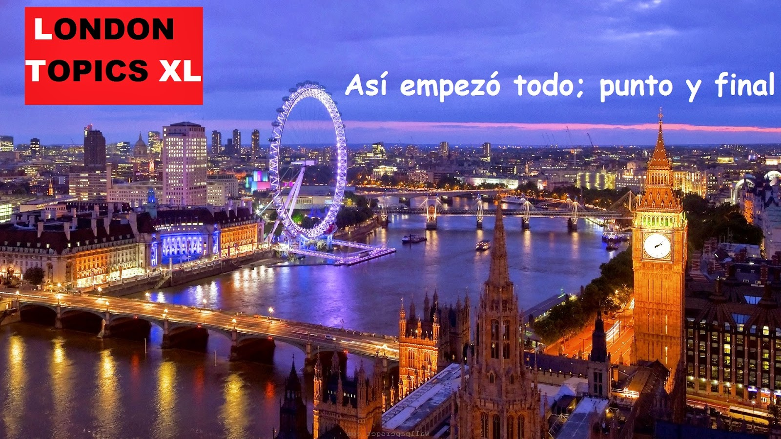 London Topics | Las historias de Alvi