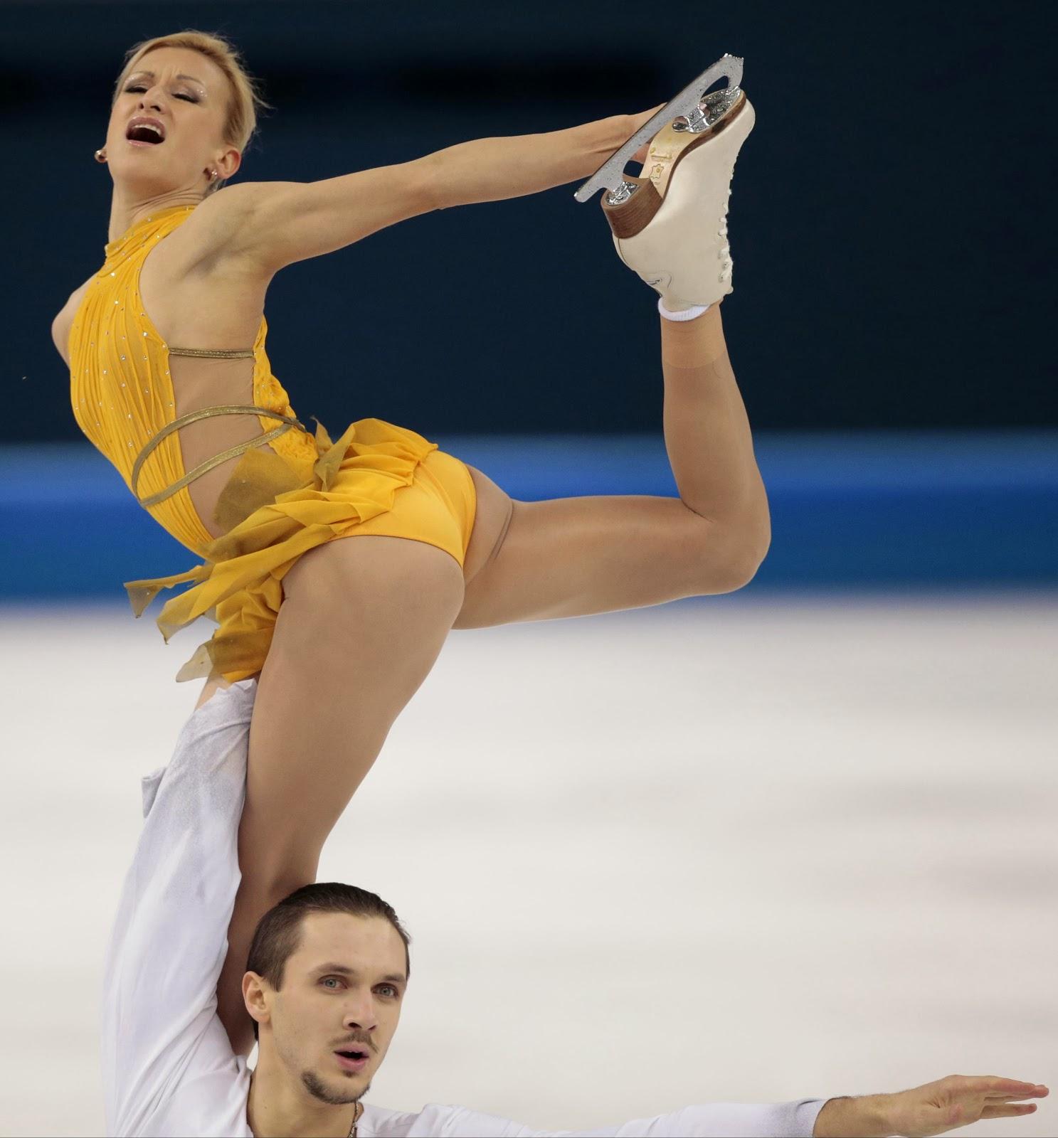 Tatiana Volosozhar and Maxim Trankov,Russian figure skating,olympics