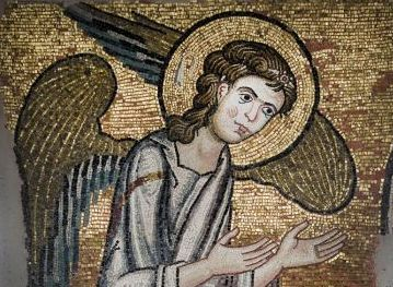 L'ANGELO DI BETLEMME