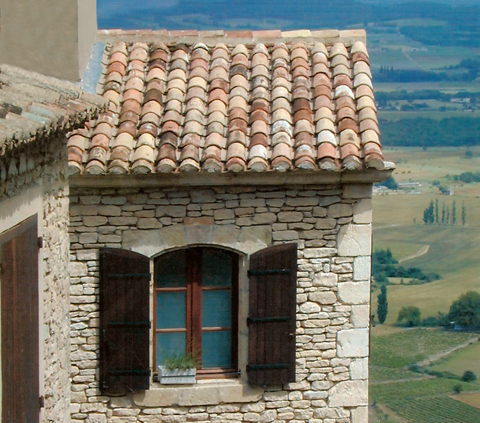 From purdue to provence getting a new roof icing on the cake for Spanish clay tile roof