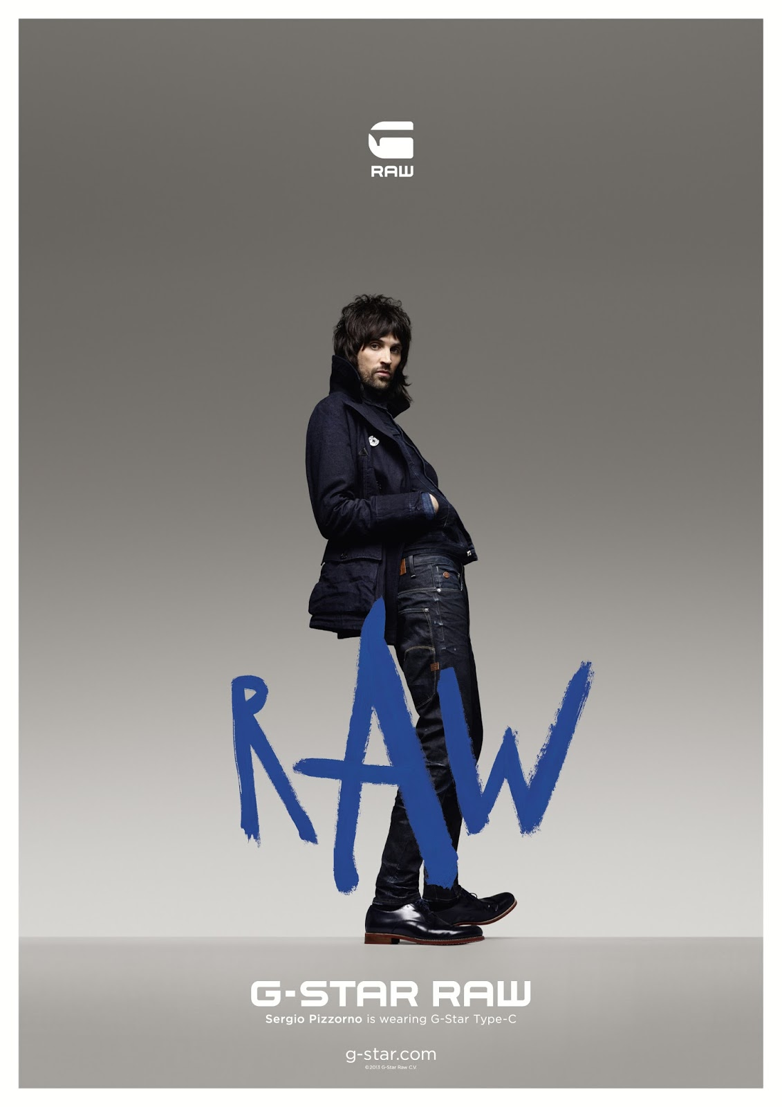 G-Star RAW AW13 Campaign